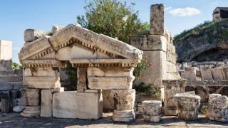 Kudüs'te 2 bin 700 yıllık tuvalet bulundu
