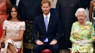 Meghan Markle ve Prens Harry'nin vaftiz kararı Elizabeth'i kızdıracak!