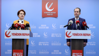 Meral Akşener'den Erbakan'a ziyaret