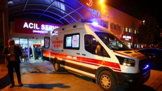Öğrencileri taşıyan otobüsler çarpıştı: 44 yaralı