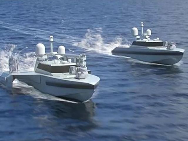 2 yeni insansız deniz aracı geliştiriliyor