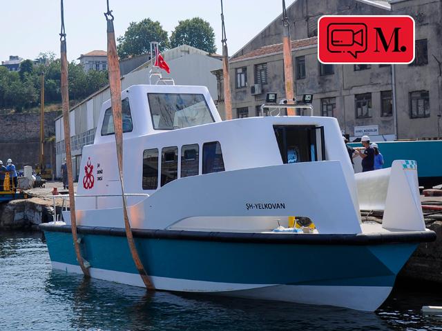 İstanbul'da yeniden deniz taksi dönemi