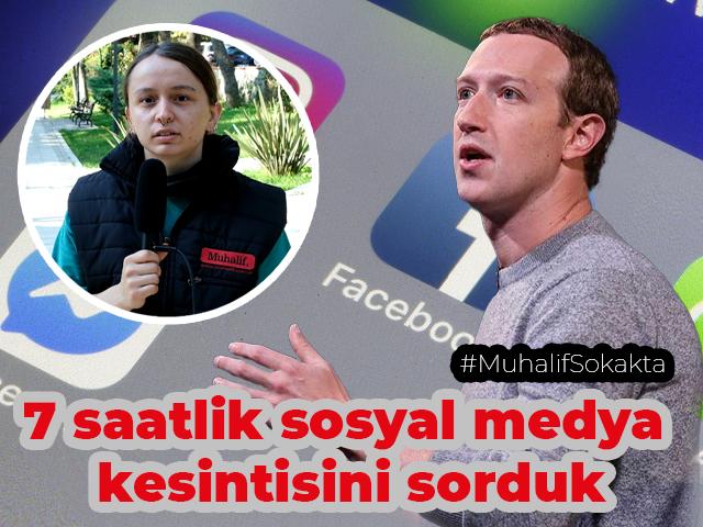 Muhalif Sokakta, 7 saatlik sosyal medya kesintisini sorduk