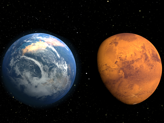 NASA'lı bilim insanı: ''Mars, çok uzun zaman önce Dünya'ya benziyordu''